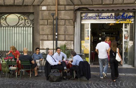 Coffee - Rome